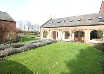 Thumbnail 3 bed barn conversion for sale in Steetley, Worksop