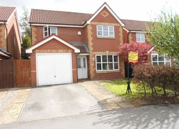 Thumbnail 4 bed detached house for sale in Stewart Street, Crewe