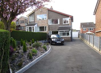 Thumbnail 3 bed semi-detached house for sale in Kendal Drive, Shaw, Oldham