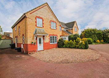 Thumbnail 4 bed detached house for sale in Appletree Grove, Burwell