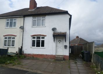 Thumbnail 3 bed semi-detached house for sale in Hilton Road, Oldbury