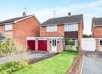 Thumbnail 4 bed detached house for sale in Greenfield Crescent, Wallingford