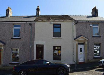 Thumbnail 3 bedroom terraced house for sale in Glyn Street, Swansea