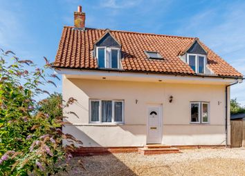 Thumbnail 3 bed detached house for sale in East Church Street, Kenninghall, Norfolk