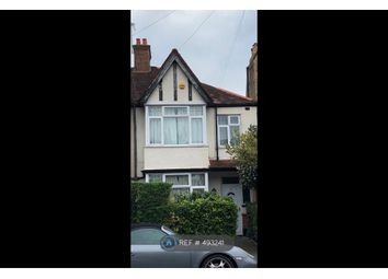 Thumbnail 3 bed end terrace house to rent in Hamilton Road, Wimbledon