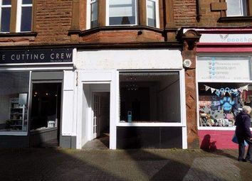 Thumbnail Retail premises to let in Ayr Street, Troon