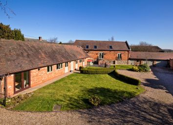 Thumbnail 5 bed barn conversion for sale in Orton-On-The-Hill, Warwickshire