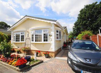Thumbnail 2 bed detached house for sale in Hillbury Park, Hillbury Road, Alderholt, Fordingbridge