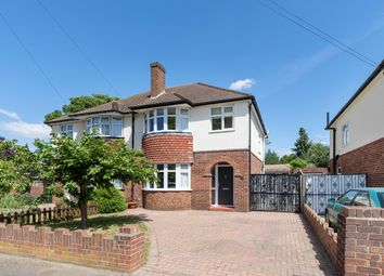 Thumbnail 3 bed semi-detached house for sale in Redleaves Avenue, Ashford
