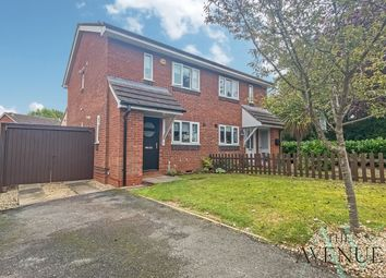 Thumbnail 3 bed semi-detached house for sale in Abbotsford Road, Lichfield