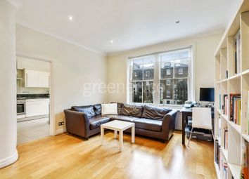 Thumbnail 2 bedroom flat to rent in Howitt Road, Belsize Park, London