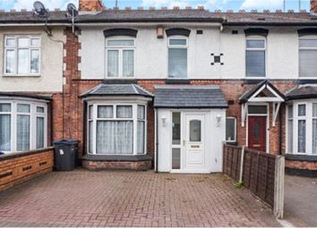 Thumbnail 3 bed terraced house for sale in Wood End Road, Birmingham