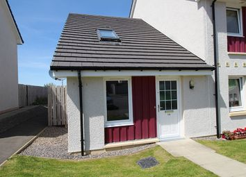Thumbnail 1 bed end terrace house for sale in Larchwood Drive, Inverness