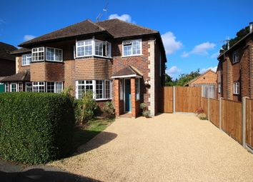 Thumbnail 3 bed semi-detached house to rent in Glendale Drive, Burpham, Guildford