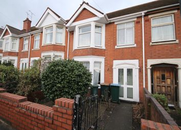3 bed terraced house to rent in Belgrave Road, Coventry CV2