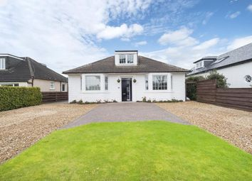 Thumbnail 5 bed detached bungalow for sale in Rokeba, 30 Larch Avenue, Lenzie, Glasgow