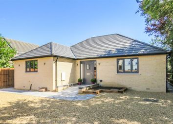Thumbnail 2 bedroom detached bungalow for sale in Newtown Road, Ramsey, Huntingdon