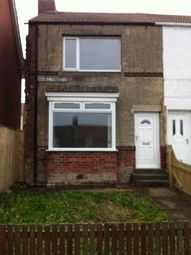 Thumbnail 3 bedroom terraced house to rent in Bridge Terrace, Station Town Wingate