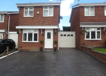 Thumbnail 2 bed detached house for sale in Darsham Gardens, Westbury Park, Newcastle Under Lyme