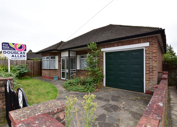 Thumbnail 2 bed detached bungalow for sale in Carnanton Road, London