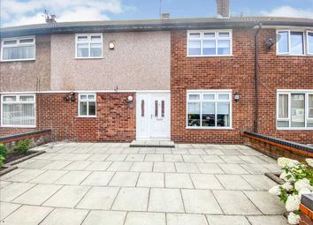 Thumbnail 4 bed terraced house for sale in Abberley Road, Hunts Cross, Liverpool