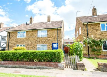 Thumbnail 3 bed semi-detached house for sale in Lyminge Close, Twydall, Rainham, Kent
