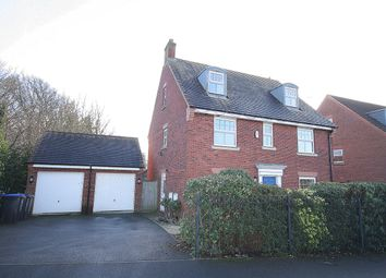 Thumbnail 5 bed detached house for sale in Charlock Road, St Crispins, Northampton