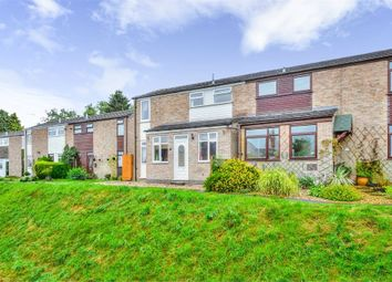 Thumbnail 3 bed semi-detached house for sale in Vicarage Road, Flecknoe, Rugby, Warwickshire