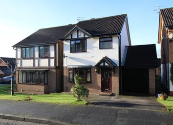 Thumbnail 3 bed detached house to rent in Melford Drive, Tytherington, Macclesfield