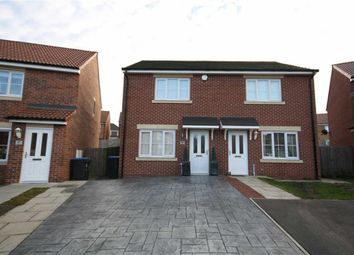 Thumbnail 3 bed semi-detached house for sale in Fellway, Pelton Fell, Chester Le Street, County Durham