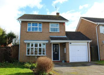 Thumbnail 3 bedroom detached house for sale in Home Close, Bubbenhall, Coventry