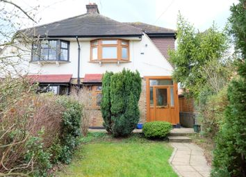 Thumbnail 3 bed semi-detached house for sale in Sevenoaks Way, St. Pauls Cray, Orpington