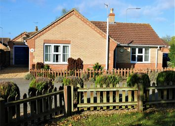 Thumbnail 2 bed detached bungalow for sale in Greenwich Close, Denver, Downham Market