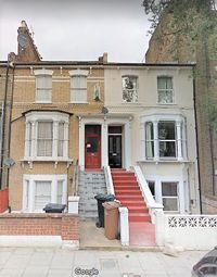 Thumbnail 2 bed flat for sale in Farleigh Road, London