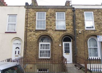Thumbnail 4 bedroom terraced house to rent in Wellington Street, Gravesend