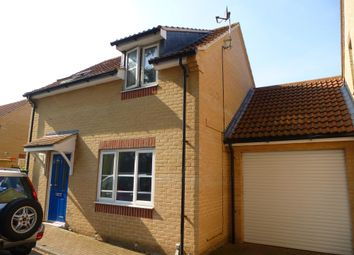 Thumbnail 3 bedroom detached house to rent in Pound Meadow Court, Mildenhall, Bury St. Edmunds