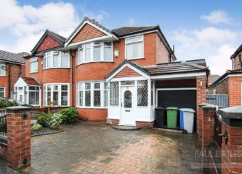 Thumbnail 3 bed semi-detached house for sale in Abingdon Road, Davyhulme, Trafford