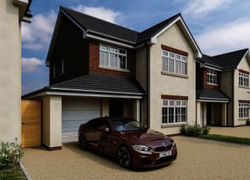 Thumbnail 4 bed detached house for sale in Aughton Park Drive, Aughton, Ormskirk