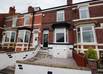 Thumbnail 3 bed terraced house to rent in New Station Road, Swinton