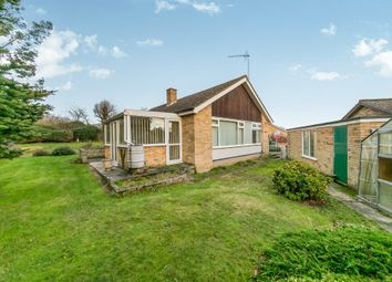 Thumbnail 3 bed detached bungalow for sale in Malvern Close, Rushmere St. Andrew, Ipswich
