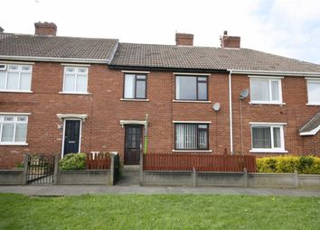 Thumbnail 3 bed terraced house for sale in Mendip Avenue, Chester Le Street, County Durham