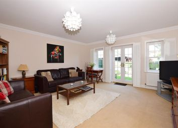 Thumbnail 5 bed terraced house for sale in Cardinal Walk, Kings Hill, West Malling, Kent