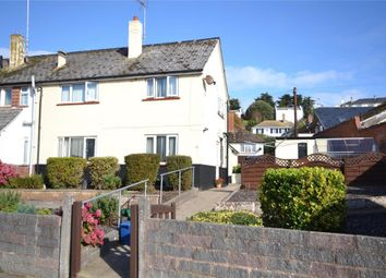 Thumbnail 3 bed semi-detached house for sale in Brook Road, Budleigh Salterton, Devon