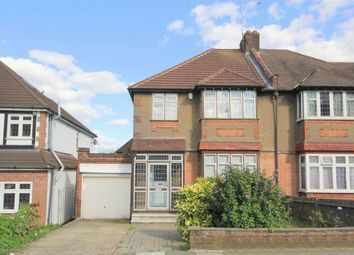 Thumbnail 3 bed semi-detached house for sale in Ravenscraig Road, London
