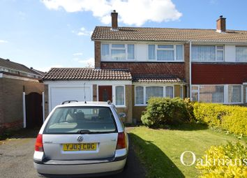 Thumbnail 3 bed semi-detached house for sale in Highmore Drive, Birmingham, West Midlands.