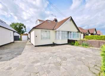 Thumbnail 3 bed semi-detached house for sale in Crow Green Road, Pilgrims Hatch, Brentwood, Essex