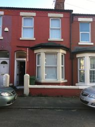 Thumbnail 4 bed terraced house to rent in Palatine Road, Wallasey