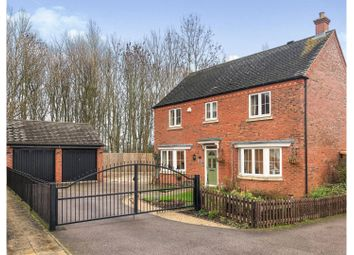 4 bed detached house for sale in Waistrell Drive, Loughborough LE11