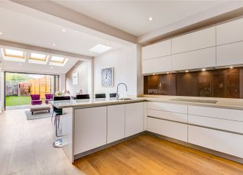 Thumbnail 4 bed semi-detached house for sale in Madrid Road, London