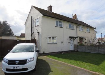 Thumbnail 2 bed semi-detached house for sale in Pasture Avenue, Moreton, Wirral